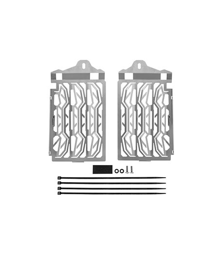 Stainless steel radiator protector, BMW R1250GS/ R1250GS Adventure