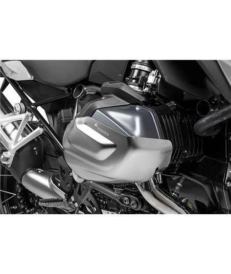 Cylinder protection stainless steel (set) for BMW R1250GS / R1250R / R1250RS / R1250RT