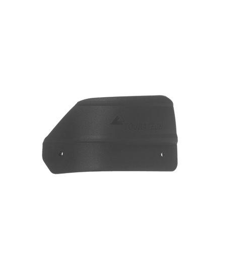 Spoiler for original hand protectors BMW R1150GS/Adventure/R1200GS up to 2007, black
