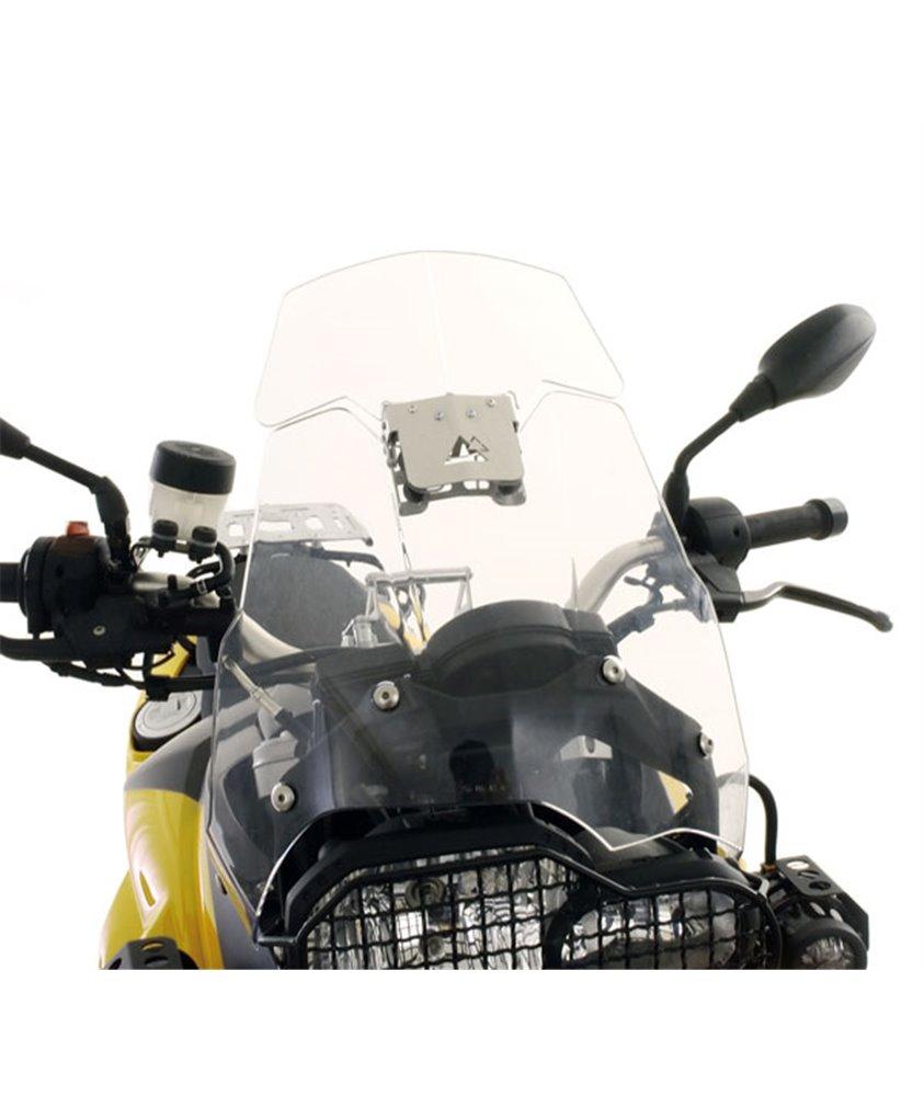 Spoiler for windscreen BMW F 800 GS *lockable*