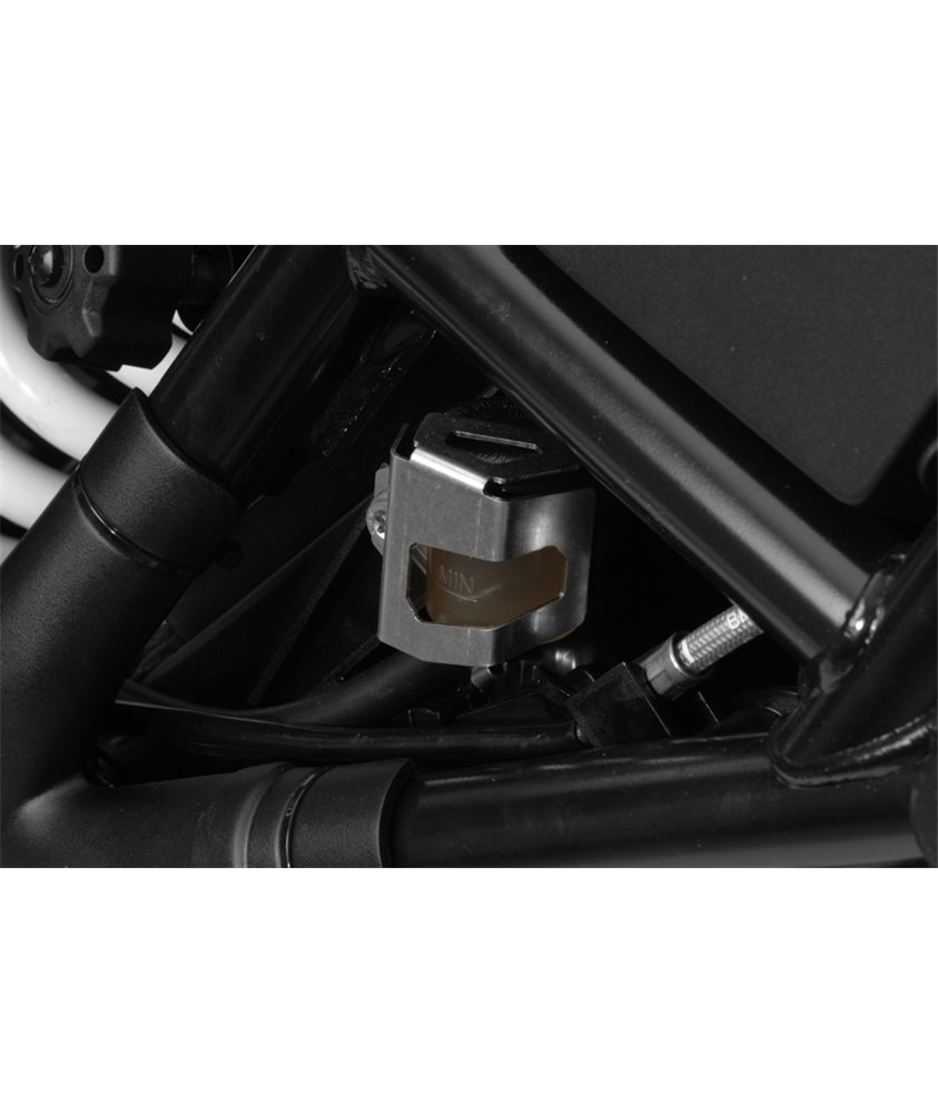 Rear brake fluid reservoir guard for BMW F700GS/F800GS from 2013/F800GS Adventure