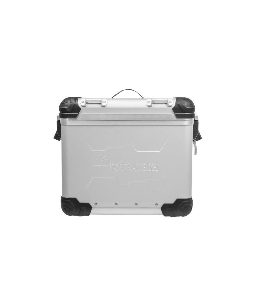 "ZEGA Evo ""And-S"" aluminium pannier, 38 litres, left"