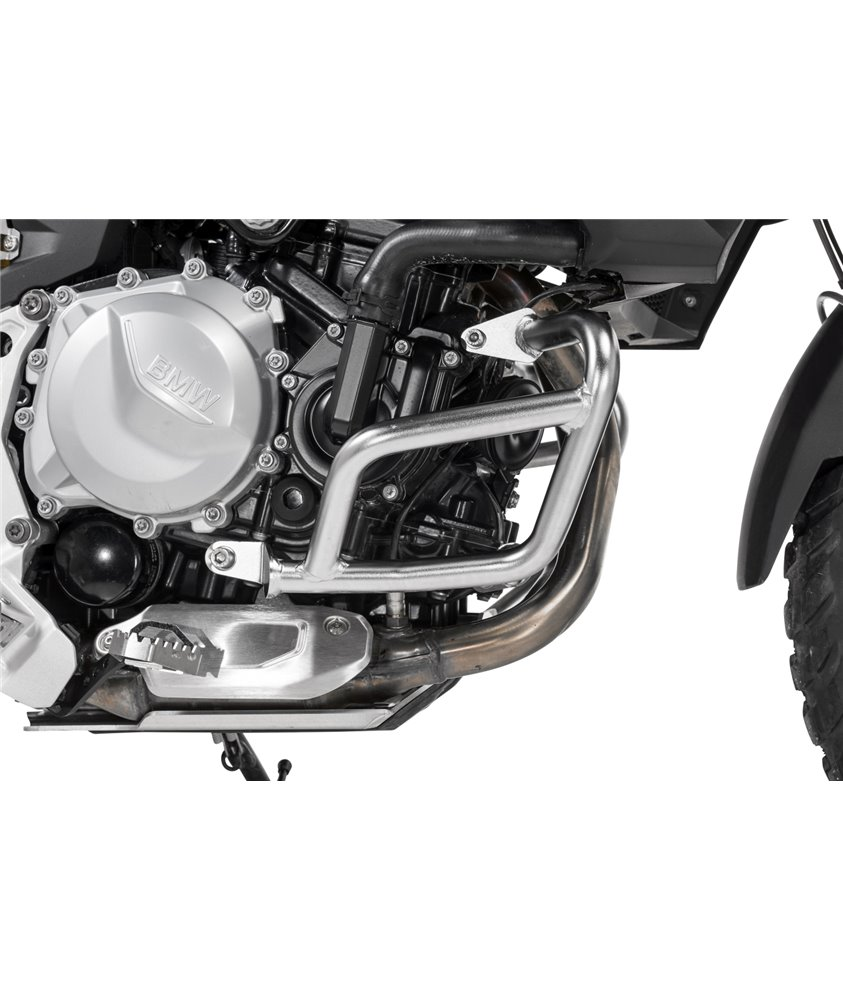 Engine crash bar stainless steel for BMW F850GS / F750GS
