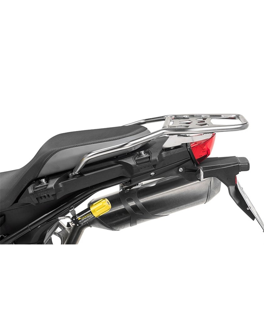 ZEGA Topcase rack, stainless steel for BMW F850GS/ F850GS Adventure/ F750GS