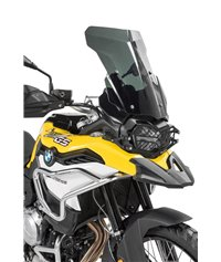 Windscreen, L, tinted, for BMW F850GS / F850GS Adventure