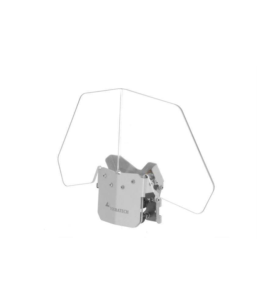 "Spoiler for windscreen for KTM 1050 Adventure/ 1190 Adventure/ 1190 Adventure R ""lockable"""