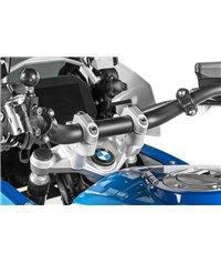 Offset handlebar riser 35 mm, for BMW R1250GS/ R1250GS Adventure/ R1200GS (LC)/ R1200GS Adventure (LC)