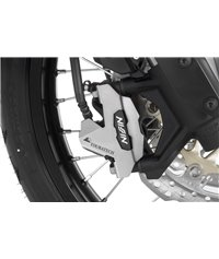 Brake calliper guard front (Set), stainless steel, for Honda CRF1100L Africa Twin / CRF1100L Adventure Sports / CRF1000L Africa