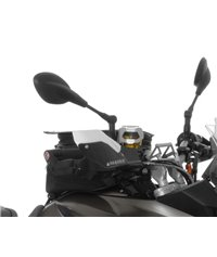Touratech Hand Protectors GD, black for BMW F700GS