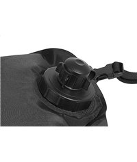 Waterbag, 10 litres, black, by Touratech Waterproof made by ORTLIEB