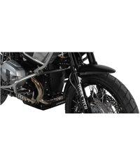 Aluminium sump guard, black, for BMW R1200GS (2006-2012)/R1200GS Adventure (2006-2013)