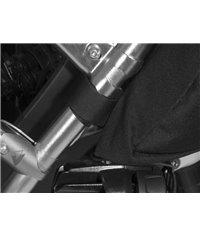 Ambato bag for original crash bar BMW R1200GS Adventure (2014-2018) 1 pair