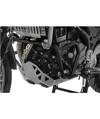 Engine crash bar for für BMW F800GS/F700GS/F650GS (Twin), stainless steel, black